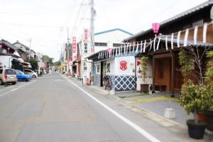川松 新馬場通り